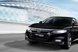Honda Accord mới sẽ ra mắt thị trường Việt trong tháng 10, khách được đặt mua từ 23/9
