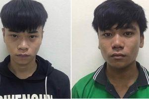Khởi tố 2 thanh niên đua xe tốc độ cao quanh hồ Hoàn Kiếm