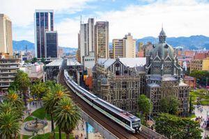 Medellín - thành phố của nghệ thuật và kiến trúc ở Colombia