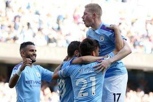 Đội hình tiêu biểu vòng 6 Premier League: Man City áp đảo