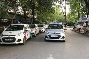 Taxi Hà Nội sẽ hoạt động theo vùng