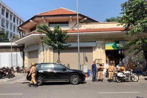 Xử lý các phương tiện dừng, đỗ sai quy định trên địa bàn quận Hoàn Kiếm