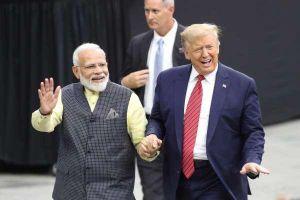 Lãnh đạo Mỹ-Ấn dành cho nhau những lời 'có cánh'