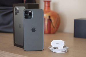 Thử nghiệm sạc nhanh trên iPhone 11 Pro cho kết quả 'đáng đồng tiền bát gạo'