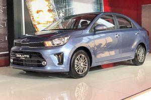 6 mẫu sedan hạng B giá dưới 500 triệu đồng tại Việt Nam