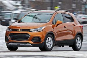 GM triệu hồi thêm 107.000 xe Chevrolet Trax dính lỗi hệ thống treo trước