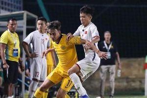 U16 Việt Nam chính thức bị loại khỏi vòng chung kết U16 châu Á 2020