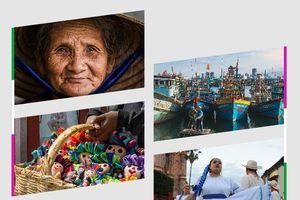 Triển lãm ảnh 'Mexico - Việt Nam: Nơi hội tụ những ánh mắt'