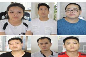 Khởi tố nhóm đối tượng Trung Quốc dụ dỗ bé gái quay clip con heo