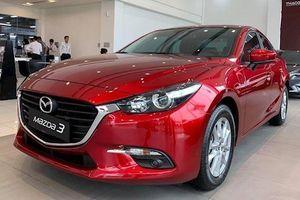 Mazda3 giảm giá sâu dọn đường cho phiên bản mới