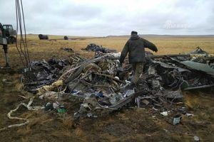 Thiết giáp BMD-2 của Nga vỡ vụn khi thả dù hỏng từ máy bay