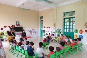 Thái Bình: Thanh tra các trường mầm non