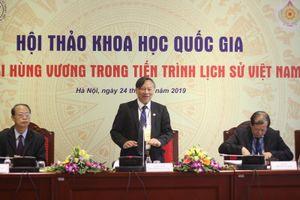 'Người Việt Nam thông minh từ gốc rễ, cội nguồn!'