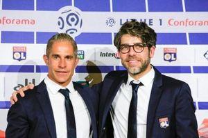 Chủ tịch Lyon 'nhắc nhẹ' Sylvinho và Juninho