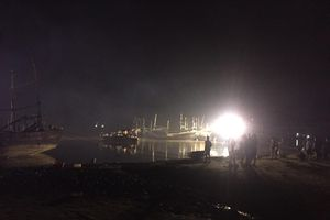 Nổ tàu cá trong đêm, 8 người thương vong, mất tích