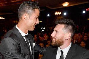 FIFA The Best 2019: Messi bầu cho Ronaldo, còn Ronaldo bầu cho ai?