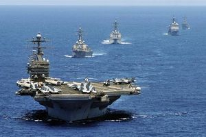 Cận cảnh ma trận vũ khí hủy diệt của Mỹ sẵn sàng giáng đòn xuống đối thủ