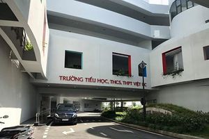 Học sinh của Trường Quốc tế Việt Úc bị đau bụng, nôn ói sau giờ ăn trưa
