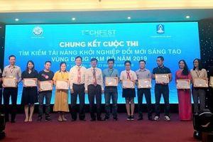 Techfest Đông Nam Bộ 2019: Có thể gọi được 155.000 USD đầu tư