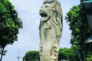 Dân mạng tranh cãi, tiếc nuối khi nghe tin tượng sư tử ở Singapore sắp bị dỡ bỏ