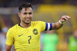 Malaysia công bố danh sách chuẩn bị cho trận gặp tuyển Việt Nam