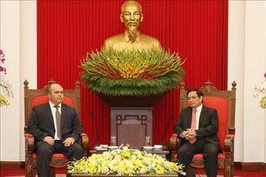 Phó Thủ tướng Belarus: Việt Nam là đối tác truyền thống và tin cậy