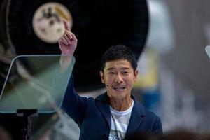 Quyết lên 'cung Trăng', tỷ phú Nhật bỏ quyền kiểm soát Zozo
