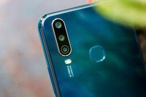Smartphone 3 camera sau, chip S665, pin 5.000 mAh, giá gần 3 triệu