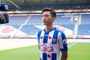 Văn Hậu gây ấn tượng mạnh trong lần đầu tiên ra sân ở Hà Lan
