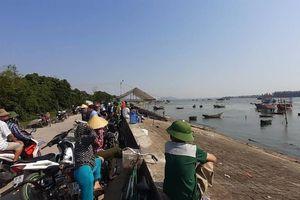 Cháy tàu cá ở Thanh Hóa, 2 người chết, 5 người bị thương