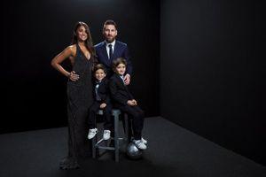 Vợ Messi và những nàng WAGs có 'tướng vượng phu ích tử'