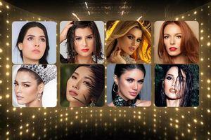 Lộ diện Top 8 ứng viên xinh đẹp nhất Miss Universe 2019: Best Face có thuộc về Hoàng Thùy?