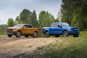 Ford Ranger và F-150 có thêm gói nâng cấp mới