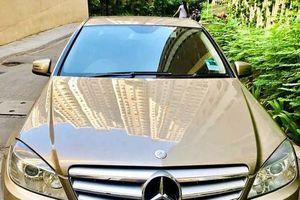 Xe sang Mercedes C-Class 8 năm tuổi 'đắt khách' nhờ điểm 'đặc biệt' này