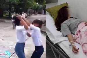 Một cô gái bị đánh nhập viện vì đăng ảnh dìm hàng bạn vào ngày sinh nhật