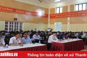 Tập huấn nghiệp vụ Phong trào 'Toàn dân đoàn kết xây dựng đời sống văn hóa'