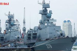 Sức mạnh hủy diệt của tàu tên lửa 'Tia chớp' Việt Nam phòng thủ Biển Đông