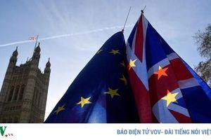 Đàm phán Anh và EU vẫn chưa có đột phá về điều khoản chốt chặn