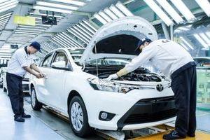Một quốc gia cả trăm triệu dân không thể chỉ đi nhập xe ô tô về tiêu thụ