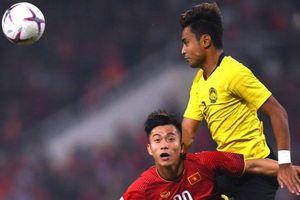 Malaysia tăng cường chất thép để đấu tuyển Việt Nam