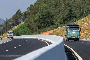 Toàn cảnh cao tốc Bắc Giang - Lạng Sơn 12.000 tỷ đồng trước ngày thông xe
