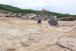 Lò đốt rác bị dân dựng lều phản đối: Tỉnh Quảng Nam quyết định di dời