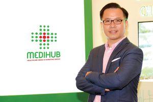 CEO Medihub nuôi mộng lớn