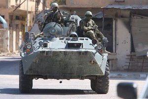 Nga triển khai lực lượng đặc nhiệm tới miền Đông Syria