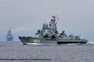Tàu tên lửa Nanuchka nâng cấp lần đầu thử nghiệm thành công vũ khí mới