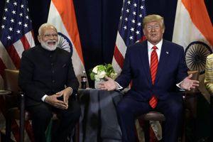 Ông Trump đề nghị gọi Thủ tướng Modi là 'cha của Ấn Độ'