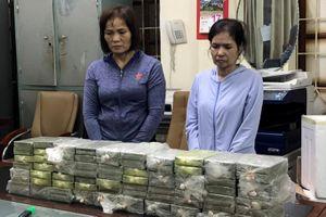 Hành trình bóc gỡ băng 'nữ quái' vận chuyển 80 bánh heroin
