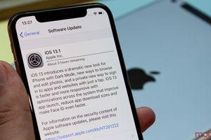 iOS 13.1 tiếp tục gặp lỗi, nhiều người không thể cập nhật tự động