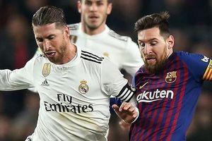 Khán giả Việt Nam tiếp tục được xem trận Barca gặp Real vào giờ vàng