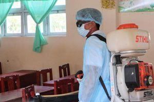 Cà Mau: Nhiều HS huyện U Minh nhập viện với cùng một triệu chứng